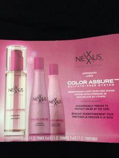 Nexus Color Assure Sulfate-Free System