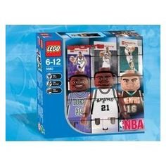 LEGO Sports NBA: Tim Duncan, Ray Allen & Pau Gasol (3560) by LEGO. $38.99. Tim Duncan. NBA Lego. Pau Gusol. Ray Allen. Add today's greatest NBA players to your LEGO NBA All-Stars collection! These all-new mini-figures feature the likenesses of the pros in their NBA uniforms, and can be used in any LEGO NBA set. Each set comes with special Upper Deck trading cards, including one gold foil card! Plus look for randomly packed autograph cards of Kobe Bryant, Jason Kidd, Pau...