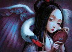 Madama Butterfly, Benjamin Lacombe | Libroseducativosinfantiles yjuveniles | Los Cuentos de Bastian