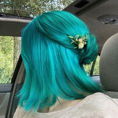 ARCTIC FOX HAIR COLOR @treekiddo oh what i'd give to have bright sunshine yellow hair #afaquamarine #afarcticmist #bluehair #turquoisehair #blueaesthetic #aesthetics #aesthetic #hairgoals #dyedhair #haircolor #hairdye #hairinpso #hairstyle #hair #arcticfoxhaircolor #quarantinehair #quarantinelooks