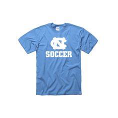 UNC Tar Heels Soccer Sport T (CB) http://www.johnnytshirt.com/carolinastore/product.php?sku=90959&f=adv_search&q=soccer PRICE: $14.99