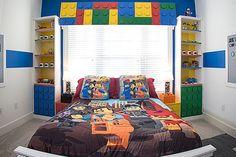 Pokoje dziecięce pełne klocków lego. http://domomator.pl/pokoje-dzieciece-pelne-klockow-lego/
