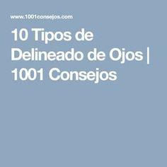 10 Tipos de Delineado de Ojos | 1001 Consejos