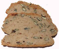 Hermann das Brot in Scheiben