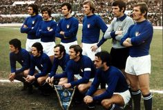 1970 Italy world cup squads