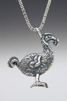 Marty Magic Store - Alice - Dodo Bird Charm, $65.00 (http://www.martymagic.com/alice-dodo-bird-charm/)