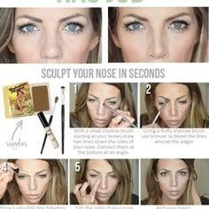 Nose Contouring Do's & Don'ts