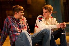 Against the odds - Beautiful Thing at Guildford's Yvonne Arnaud Theatre #locallife #onstage #Guildford #Surrey #arts #theatre #review