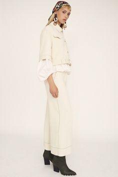 Sonia Rykiel Resort 2017 fashion show - Pre-Spring-Summer 2017 collection, shown 8th June 2016