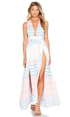 Shop for Mara Hoffman Maxi Dress in Field Stripe at REVOLVE. Free 2-3 day shipping and returns, 30 day price match guarantee.