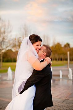 Catherine and Tim at WatervieW in Bicentennial Park by Clarity Photography - Krystal Dempsey Bicentennial Park, Business Events, Krystal, Event Venues, Clarity, Olympics, Sydney, Wedding Photography, Couple Photos