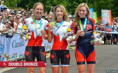 ICYMI: Ettinger, Huck took bronze medals in the mountain bike cross-country finals!   STORY: http://go.teamusa.org/1fCnS9k