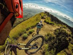 How are Geoff Gulevich's Gopro shots just better than everyone else's? Here