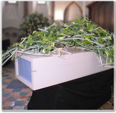 Funeral arrangement ~ Flower stylist Hans Zijlstra