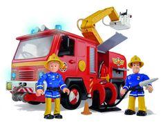 Sprawdź teraz Simba Strażak Sam Wóz Jupiter z 2 figurkami w al.to > Skorzystaj z ekspresowej wysyłki i ciesz się nowym zakupem.
