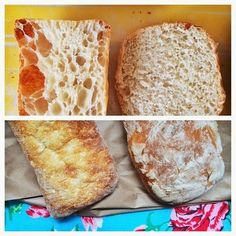 On the hunt for the perfect Ciabatta in Mexico City / Chow with Xhico