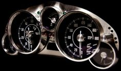 Mazda instrument cluster bezel 160USD