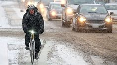 Say it ain't so. Wintry weather is coming to Toronto this week and Environment Canada is predicting freezing temperatures plus a chance of flurries starting on Thursday night. That means it's time to haul out the winter gear: mittens, woolen hats, scarves, boots and snow shovels. And if you hav...