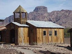 Castle Dome Landing, Arizona (also Castle Dome City) is a ghost town in the Castle Dome Mountains of Yuma County in the U.S. state of Arizona.