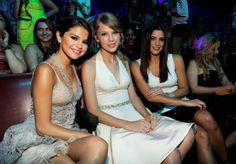 Selena Gomez, Taylor Swift & Ashley Greene
