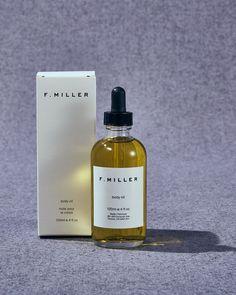 f.miller body oil Argan Oil, Jojoba Oil, Essential Fatty Acids, Essential Oils, Borage Oil, Fractionated Coconut Oil, Skin Elasticity, Sunflower Oil, Acne Prone Skin
