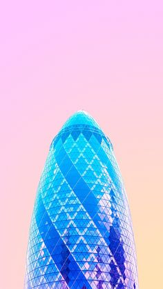 The Gherkin 30 St Mary Axe Colorful iPhone 6 Plus HD Wallpaper Iphone 5s Wallpaper, Wallpaper For Your Phone, Best Iphone Wallpapers, Mobile Wallpaper, Wallpaper Backgrounds, Phone Backgrounds, Minimalist Phone, Minimalist Wallpaper, Gherkin London