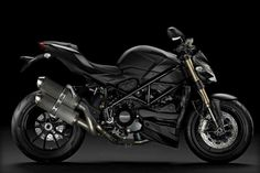 Ducati Streetfighter 848...if I won the lottery, I would surprise my man with this :]