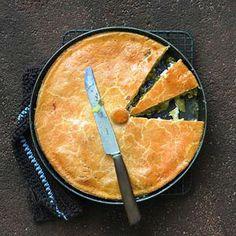 Recept - Kippastei met Parmezaankorst - Allerhande