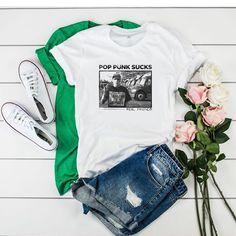 Pop Punk Sucks Real Friends t shirt