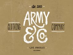 Army & Co.