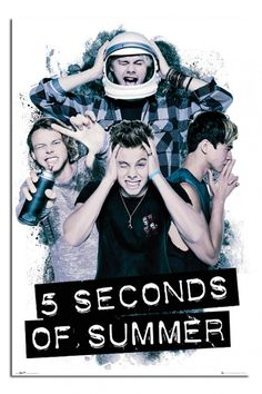 5 Seconds Of Summer 5SOS Headache Poster | iPosters