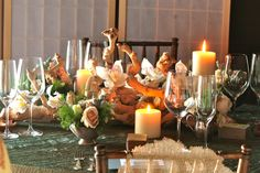 A Gala Affair Events: Romantic Seaside Wedding