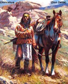 Chiricahua (Don Oelze)