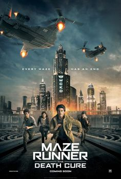 Maze Runner: The Death Cure | New Poster http://ift.tt/2BDOzWo