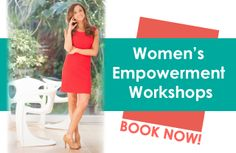 Women's Empowerment Workshops  http://www.rachaelcampbell.com/womens-empowerment-workshops/