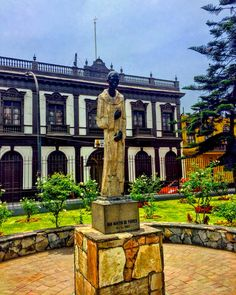 Casa de San Martín de Porres , Lima - Perú