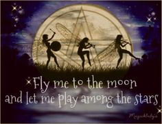~Fly me......