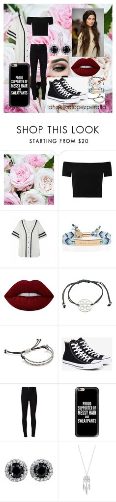 """""""Untitled #5"""" by wdwangel ❤ liked on Polyvore featuring Moyses Stevens, Alice + Olivia, Kate Spade, Lime Crime, Essentia By Love Lily Rose, Marc Jacobs, Converse, Tiger Mist, Frame and Casetify"""