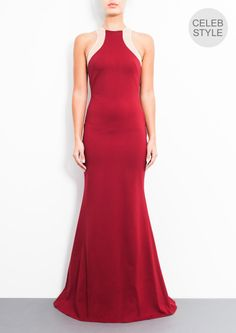 Boxing Day SALE ON!! AKI - Long Red Dress