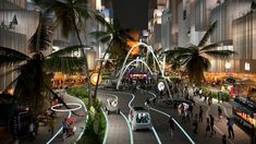 BIG, Hijjas and Ramboll selected as winners of the Penang South Islands Design Competition Future City, Urban Landscape, Landscape Design, Penang Island, Mangrove Forest, Water Resources, Island Design, Design Competitions, Urban Life