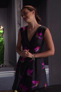 Blair Waldorf Fashion: 6x02 High Infidelity