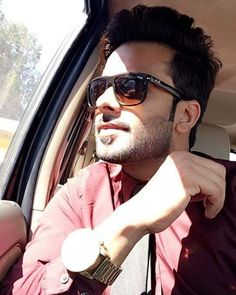 Singer/Actor mankirt aulakh Looking Awesome …""