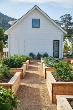 Having vegetable garden is no longer a laborious and expensive dream. With these vegetable garden design ideas, you can get fresh harvests wherever you live. dream garden Best 20 Vegetable Garden Design Ideas for Green Living Veg Garden, Garden Care, Vegetables Garden, Vegetable Gardening, Potager Garden, Veggie Gardens, Backyard Vegetable Gardens, Diy Garden Box, Raised Bed Gardens