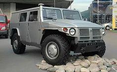 GAZ Tigr   Made in Russia