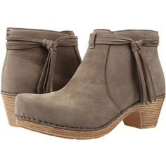 Dansko Markie Women's Boots ($170) ❤ liked on Polyvore featuring shoes, boots…                                                                                                                                                                                 More