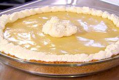 Banana Cream Pie Recipe : Ellie Krieger : Food Network - FoodNetwork.com