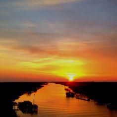 Holden Beach sunset :)