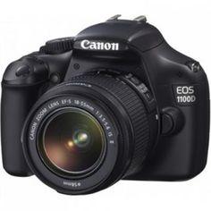 #photo #photographie #vidéo  #Canon EOS 1100D