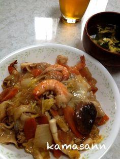 う、ウズラが残ってない〜(☍﹏⁰) - 78件のもぐもぐ - 中華丼 by kamasann