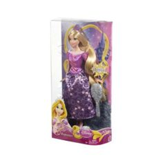 I'm learning all about Disney Rapunzel Doll at @Influenster!